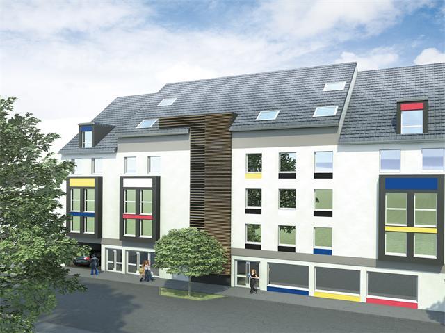 résidence Mondrian